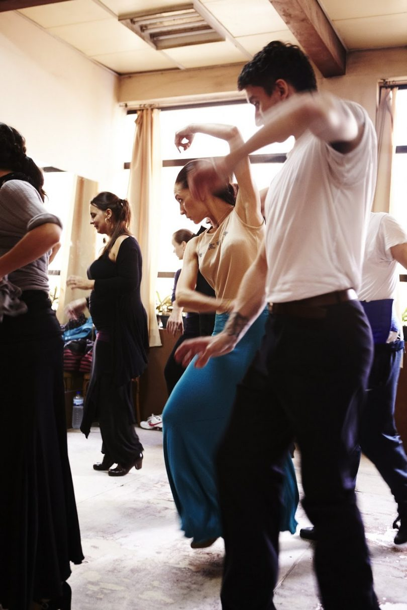 flamenco classes in madrid